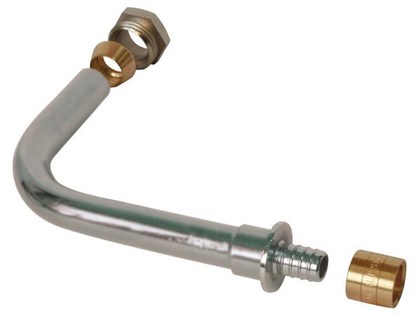 Kit dalimentation pour radiateur per Ø 16 mm brico dépôt
