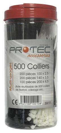 Collier De Serrage Plastique Brico Depot