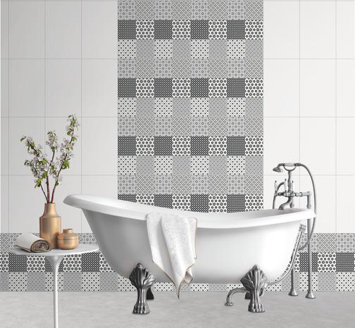 Faience Aspect Mat Pour Murs De Cuisine Et Salle De Bains 25x40 Cm Brico Depot