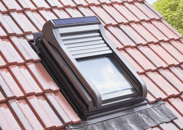Volet Roulant électrique Pour Fenêtre De Toit Haut 98 X Larg 78 Cm Site
