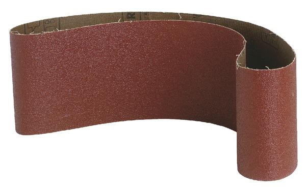5-50 abrasifs schleifband 75x457 75x533 50x686 100x560 100x610 tissu Bandes
