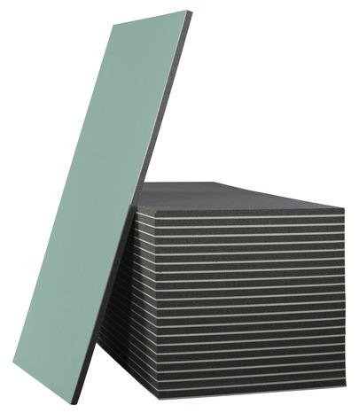 doublage plaque de pl tre hydrofuge polystyr ne th 32. Black Bedroom Furniture Sets. Home Design Ideas