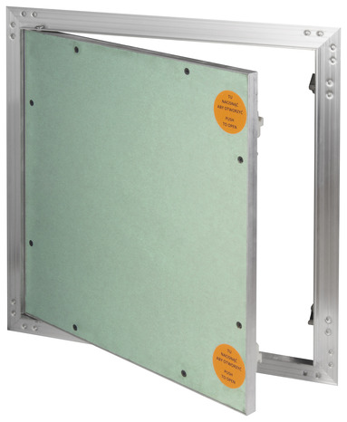 Trappe De Visite Aluminium à Carreler 30 X 30 Cm Diall