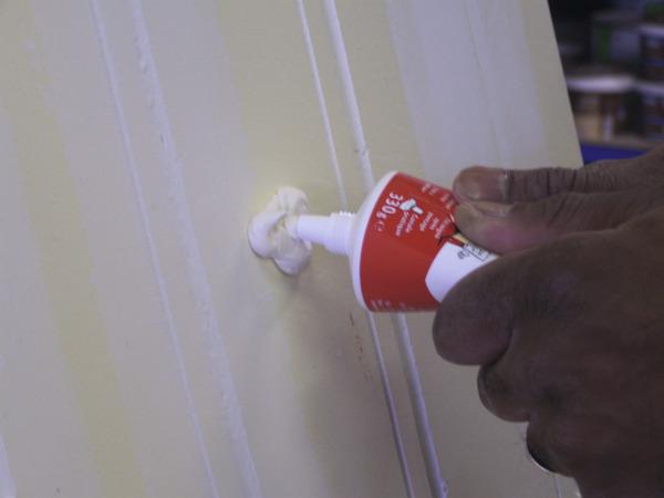 Enduit De Rebouchage En Pâte Aspect Blanc 330 G Brico Dépôt