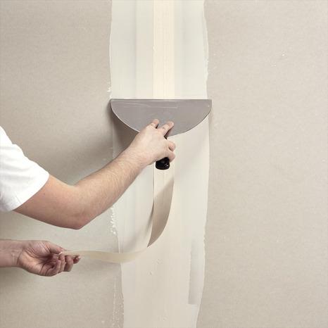 enduit pour collage bandes joint sur plaque de pl tre 4 kg brico d p t. Black Bedroom Furniture Sets. Home Design Ideas