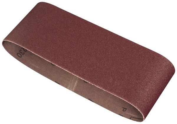 6 bandes sans fin r227 pour ponceuse portative grain 120. Black Bedroom Furniture Sets. Home Design Ideas