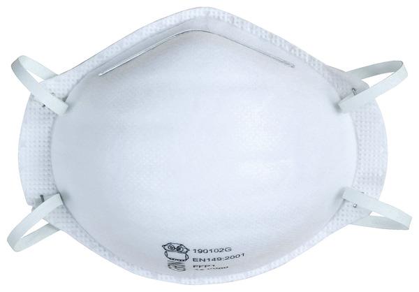 masque anti poussiere prime