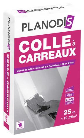Colle Pour Montage De Carreaux De Plâtre 25 Kg Brico Dépôt