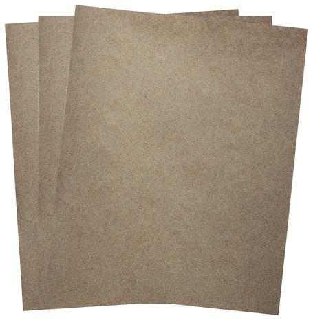 feuille de papier silex abrasif grain de type moyen lot. Black Bedroom Furniture Sets. Home Design Ideas