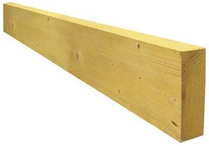 madrier en bois de r sineux l 4 m section 75 x 225 mm brico d p t. Black Bedroom Furniture Sets. Home Design Ideas