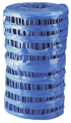 Grillage Avertisseur 25ml Bleu Bleu Brico Depot
