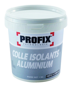 COLLE ISOLANTS ALU Colle 1 kg - Brico Dépôt