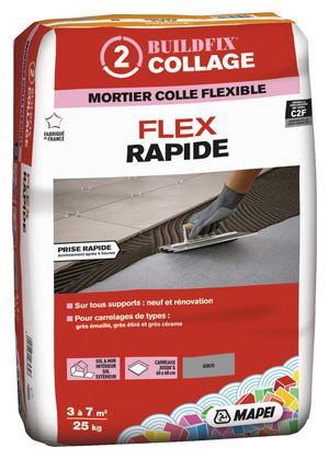 Mortier Colle Flex Rapide 25 Kg Brico Depot