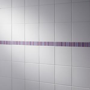 listel carrelage pour salle de bain uni motifs brico. Black Bedroom Furniture Sets. Home Design Ideas