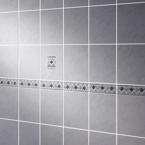 Carrelage mural magasin de bricolage brico d p t - Carrelage imitation marbre gris ...