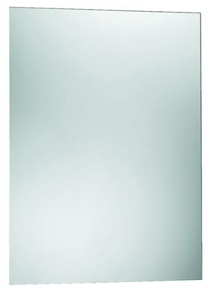 Miroir ep 4 mm h 60 cm l 45 cm brico d p t - Grand miroir rectangulaire pas cher ...