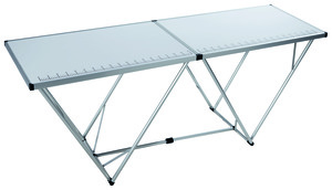 Table tapisser 2 m ocai brico d p t - Table de tapissier pliante ...