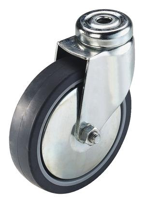 roulette pivotante il 60 kg sans frein brico d p t. Black Bedroom Furniture Sets. Home Design Ideas