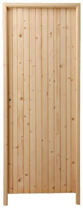 porte de service pvc bois acier m tal ou aluminium brico d p t. Black Bedroom Furniture Sets. Home Design Ideas