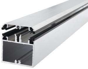 Profil jonction porteur blanc brico d p t - Profile aluminium pour toiture verre ...