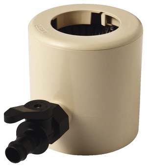 r cup rateur d 39 eaux pluviales clapet en pvc 80 mm. Black Bedroom Furniture Sets. Home Design Ideas