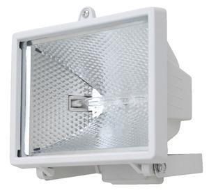 projecteur halog ne 400 w blanc brico d p t. Black Bedroom Furniture Sets. Home Design Ideas