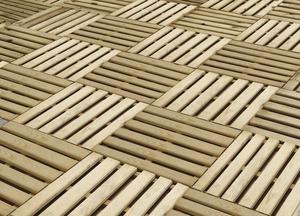 dalle en bois de pin trait autoclave classe 3 50x50 cm ep 30 mm brico d p t. Black Bedroom Furniture Sets. Home Design Ideas
