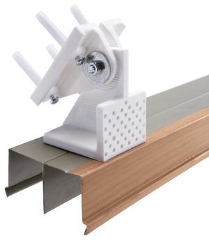Kit sous pentes k1 pour rattrapage des angles de 30 90 brico d p t - Porte coulissante pour placard sous comble ...