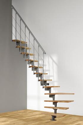escalier modulaire brico d p t. Black Bedroom Furniture Sets. Home Design Ideas