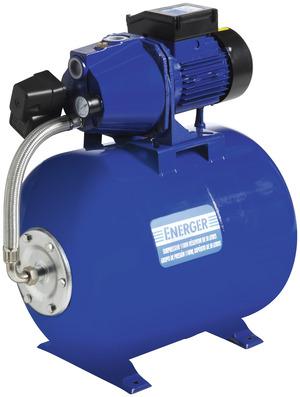 Surpresseur 1100 W Debit 3600 L H D Une Capacite De 50 L Brico Depot
