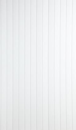 lambris pvc blanc 1 frise - Lambris Salle De Bain Brico Depot
