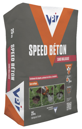 speed bton 25 kg vpi - Colorant Beton Brico Depot
