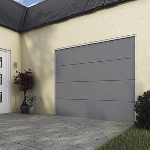 Porte de garage sectionnelle basculant 2 vantaux - Porte garage sectionnelle brico depot ...
