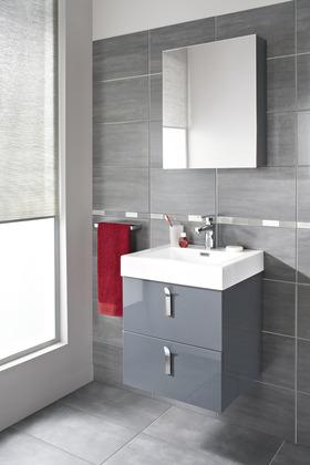 meuble gloss gris magasin de bricolage brico d p t de rennes. Black Bedroom Furniture Sets. Home Design Ideas