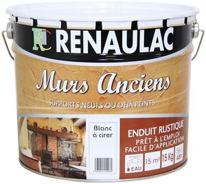 Peinture murale enduit d coratif cr pi de d coration - Enduit a cirer ...