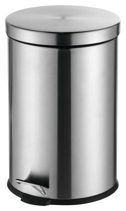 Poubelle de cuisine automatique p dale en inox ou for Poubelle cuisine electro depot