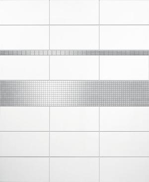 Fa ence carrelage mural brico d p t for Carrelage 20x40 blanc
