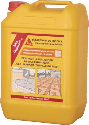 sika rugasol 5 l sika - Colorant Beton Brico Depot