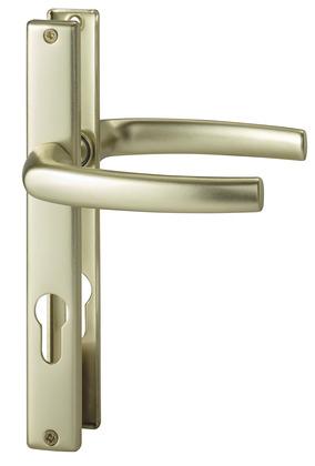 Accessoires fen tre serrure pattes de fixation - Poignee de porte interieur brico depot ...