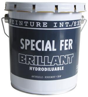Fer magasin de bricolage brico d p t - Brico depot peinture glycero ...