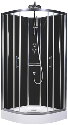 cabine de douche int grale 70x70 80x80 90x90 brico. Black Bedroom Furniture Sets. Home Design Ideas