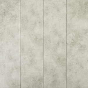 lambris revtu dcor imitation bton gris blanc - Lambris Salle De Bain Brico Depot