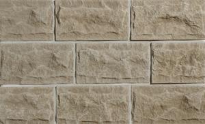 Plaquette de parement couleur cr me pour murs int rieurs - Pierre de parement exterieur sans joint ...
