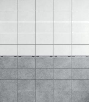 Carrelage mural et fa ence pour cuisine brico d p t for Carrelage 20x40 blanc