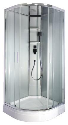 cabine de douche int grale 70x70 80x80 90x90 brico d p t. Black Bedroom Furniture Sets. Home Design Ideas