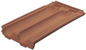 tuile marseille rouge ep 55 mm brico d p t. Black Bedroom Furniture Sets. Home Design Ideas