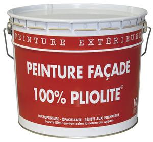 Peinture facade pliolite prix bas avec brico depot et for Peinture facade pliolite