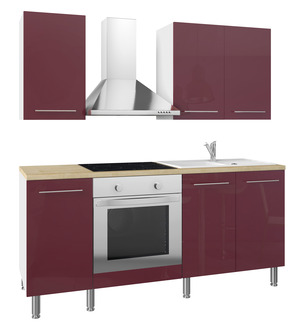 cuisine nina magasin de bricolage brico d p t. Black Bedroom Furniture Sets. Home Design Ideas