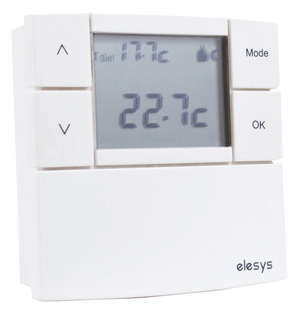 THERMOSTAT ÉLECTRONIQUE DIGITAL - Brico Dépôt