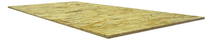 Panneau bois plancher planche cloison plafond plancher brico d p t - Osb brico depot ...